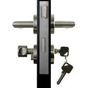 Wkładki drzwiowe Montaż